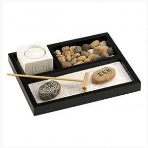 7 Tabletop Zen Garden Kits