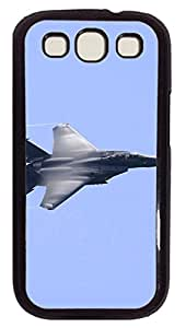 Samsung Galaxy S3 I9300 Cases & Covers - F-15 Fighter 2 Custom PC Soft Case Cover Protector for Samsung Galaxy S3 I9300 - Black