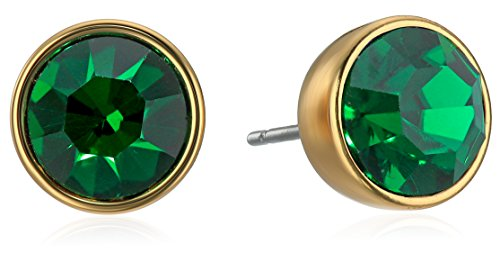 kate-spade-new-york-Small-Studs-Emerald-Stud-Earrings