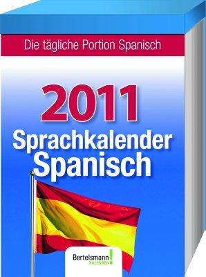 Bertelsmann Sprachkalender Spanisch 2011