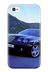 Tpu Case Cover Compatible For Iphone 4/4s/ Hot Case/ Jaguar S-type 17