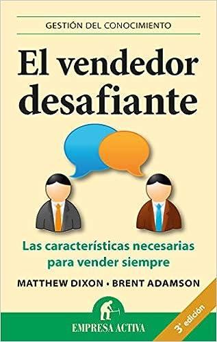 Vender Vendedor Características DesafianteLas El Necesarias Para oedCxBrW