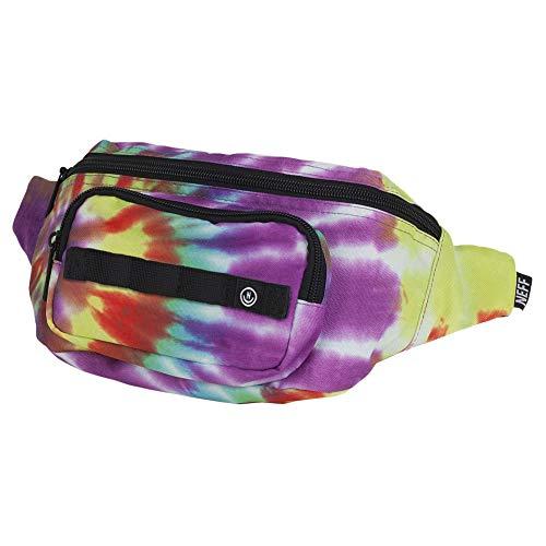 - neff Men's waistpack, tripper dye, One Size