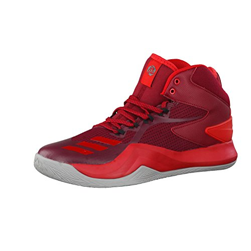 Scarpe Uomo Grpumg Basket D Avevano 50 Dominano Escarl buruni Rosso Da Adidas Rosa Iv 0wwTS