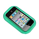 DEESEE(TM) NewCar Magic Anti-Slip Dashboard Sticky Pad Non-slip Mat Holder For GPS Cell Phone (Green)