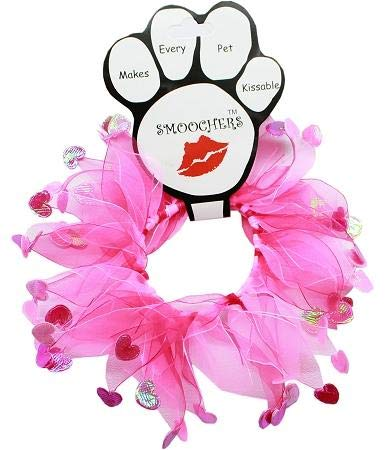 Image of Mirage Pet Products Hearts Smoocher, Small