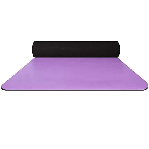 SHWSM Estera de Yoga Caucho Natural Estera de Yoga 5mm ...