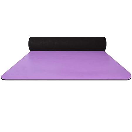 SHWSM Estera de Yoga Caucho Natural Estera de Yoga 5mm ...