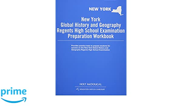 Holt mcdougal global history and geography regents examination holt mcdougal global history and geography regents examination 2012 new york examination test prep holt mcdougal 9780547632346 amazon books publicscrutiny Images