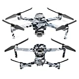 Cheap MightySkins Skin for DJI Mavic 2 Pro or Zoom – Gray Camouflage | Protective, Durable, and Unique Vinyl Decal wrap Cover | Easy to Apply, Remove, and Change Styles | Made in The USA