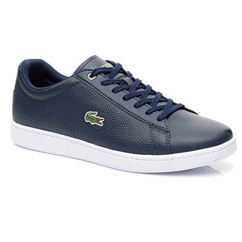 LACOSTE CARNABY EVO 118 2 NT9 NVY/LT TAN