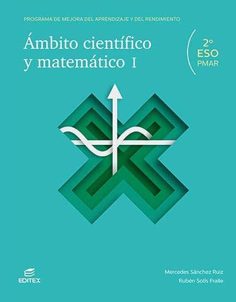 PMAR - Ámbito científico y matemático I (Secundaria): Amazon.es ...