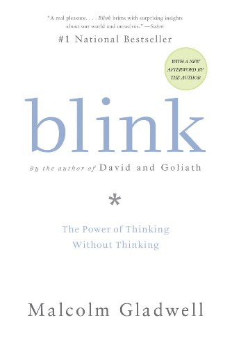 Image result for blink gladwell