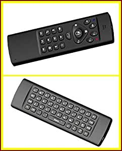 Intelligent Combined Air Mouse With Wireless Keyboard And Remote Control For Android, Mac, Windows, Linux Os