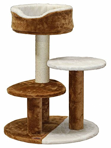 Go Pet Club Cat Tree Furniture, 19.25 x 29.5