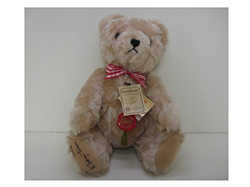 Hermann Bear Beige Mohair 13 inch Bear (Hermann Mohair Teddy Bear)