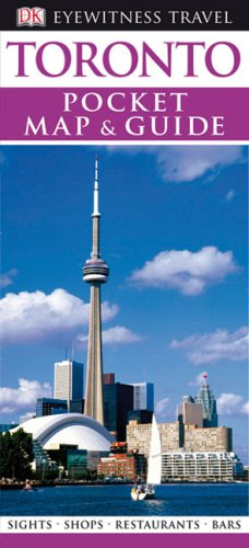 Pocket Map and Guide Toronto (Eyewitness Travel Guides)