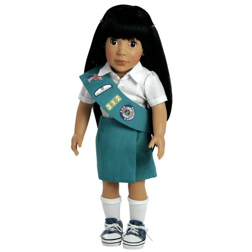 [Adora Play Doll Ava -  Girl Scout Jr.  18