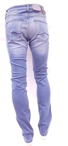 MUSTANG Herren Oregon Tapered K Jeanshose Blau Mod.: 3112 5776 057 Jeans Hose