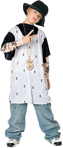 Rapsta Costume (Rapsta Costume Boy - Large)