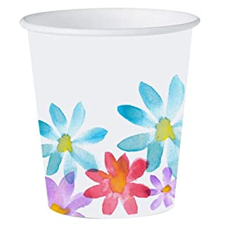 Nicole Home Collection Paper Dispenser Cups, 3-Ounce, 100-Count (B00JWERA62) | Amazon price tracker / tracking, Amazon price history charts, Amazon price watches, Amazon price drop alerts
