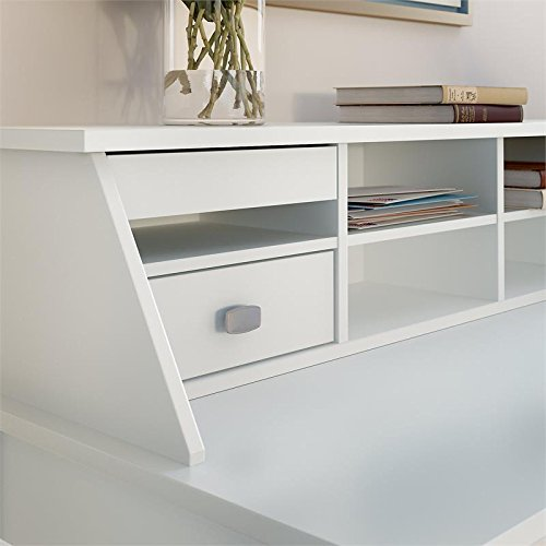 Scranton & Co Desktop Organizer in Pure White