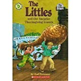The Littles and the Surprise Thanksgiving Guests, joel peterson, 0439687047