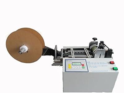 HSX PVC casing cutting machine 110V Auto Heat-shrink Tube Cable Pipe Cutter Cutting Machine