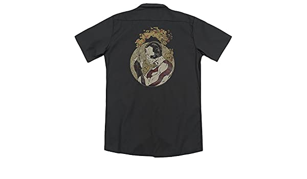 Valiant Logo Adult Work Shirt