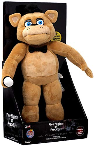 Funko - Animatronic Plush Five Nights at Freddy - Freddy 32cm - 0889698324908