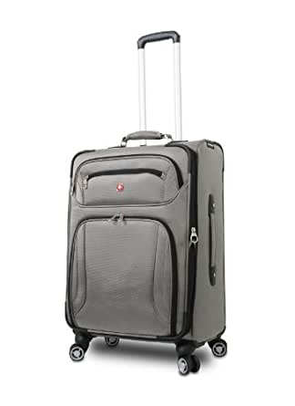 "Wenger Zurich Spinner Luggage Collection 20"" Pilot Case Spinner"