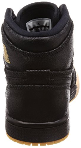 Jordan Air Da Nike Scarpe Multicolore 007 metallic Wmns Donna 1 Ret Hi Prem Fitness black Gold 1E1Tgxw