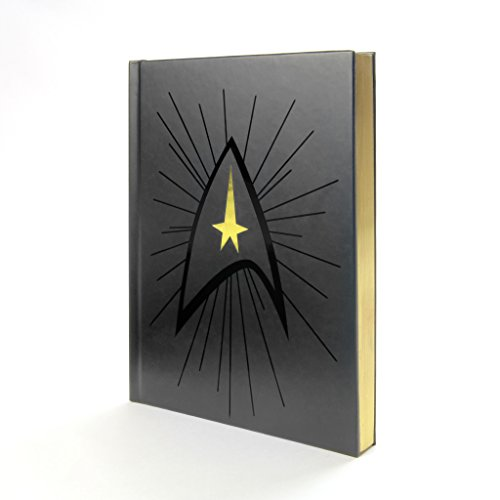 (Star Trek: The Original Series - Captain's Log Hardcover Journal)