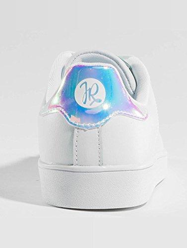 Donna Rhyse Just Sneaker Reflection Scarpe Bianco q5dwA6wY
