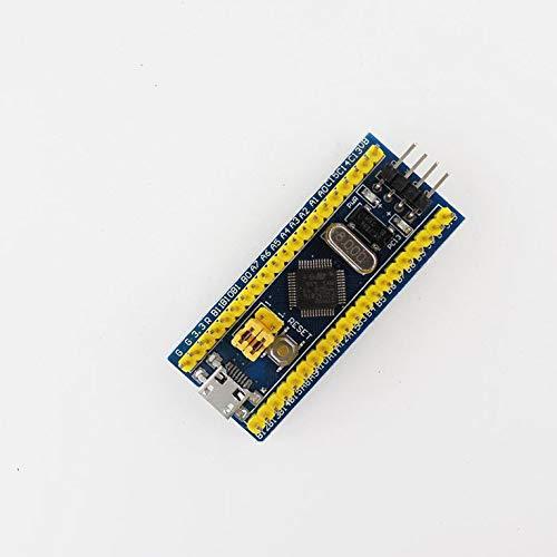 Dunkelblau HW-267 STM32F103C8T6 Mindestsystemplatine Mikrocontroller-Hauptplatine STM32 ARM