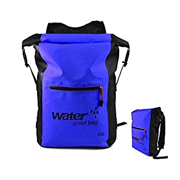 Kajaks Ruder- & Paddelboote PVC Trocken Rucksack Tasche Pack Outdoor Wasserfest Kanu Surfen Floß Sport