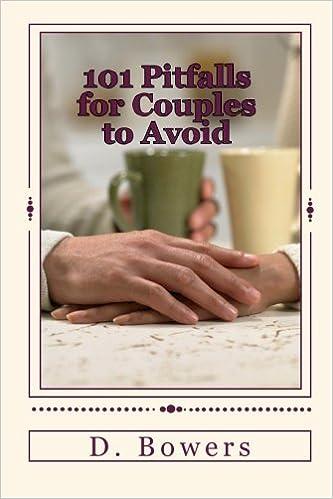 Laden Sie englische Hörbücher kostenlos herunter 101 Pitfalls for Couples to Avoid PDF