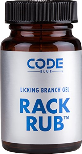 - Code Blue Rack Rub Gel