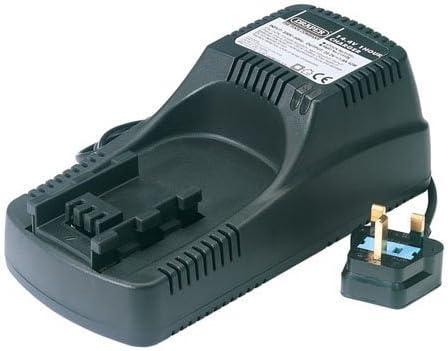 Blue Draper DRA45378 Expert Universal Charger for Li-Ion and Ni-Cd Battery Packs