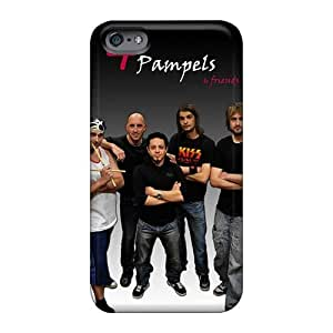 LauraFuchs Iphone 6 Comfortable Phone Hard Covers Allow Personal Design High Resolution Red Hot Chili Peppers Series [ROj18738Xlrp]