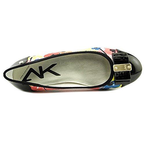 Zapatillas De Deporte Anne Klein Ak Sport Para Mujer Aricia Closed Toe Ballet Rosa Multi 7.5 M Us