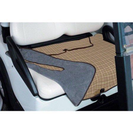 Plaid Fairway (Fairway Patterned Golf Seat Blanket Plaid)