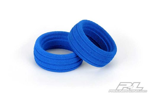 2-Piece 1:10 Scale Pro-Line Racing 618502 Closed Cell Inserts 4WD Front Foam for Buggy