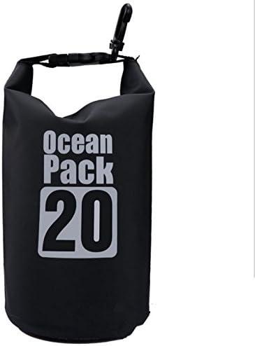 Camping océano correa de unidades a la deriva bolsa impermeable bolsa de deporte, natación canotaje agua 2L/5L/10L/15L/20L/30L: Amazon.es: Deportes y aire libre
