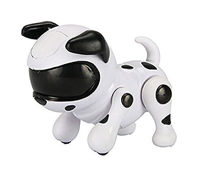 Tekno Newborns Dalamtian Puppy Robot Pet