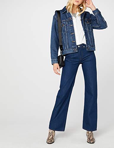 En Veste Bleu friend Levi's Trucker Jean Femme stoop Ex 0022 Culture xnPZZ0tI