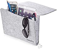 Vamotto Diaper Caddy Baby Diaper Stacker and Nursery Diaper Organizer for Baby's Essentials with Multi-po