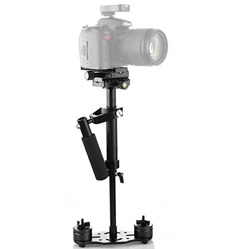 Arcen Handheld Camera Stabilizer for Nikon Canon Sony Panasonic DV DSLR-Weight Bearing Capability 0.2-3 kg