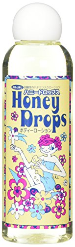 Japan Men and Woman Clothing - Honey Drops 150mL HoneyDrops150 *AF27*