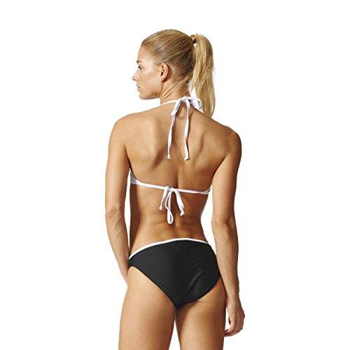 adidas Bg1 3s Hn Bik Bikini, Mujer Negro (Negro / Blanco)